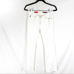 AG Adriano Goldschmied The Angel White Jeans